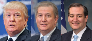 Morphing Donald Trump and Ted Cruz