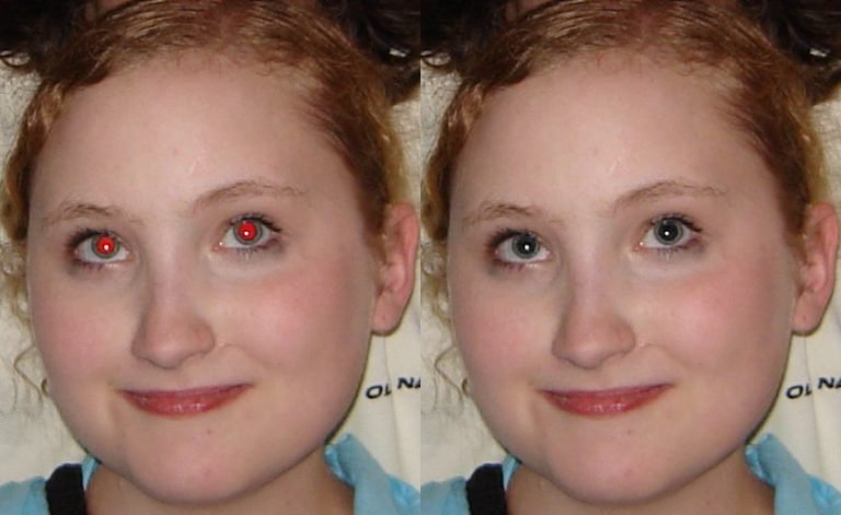 Automatic Red Eye Removal