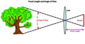 Focal Length and Field of View