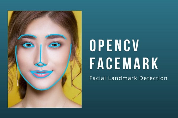 OpenCV Facemark : Facial Landmark Detection