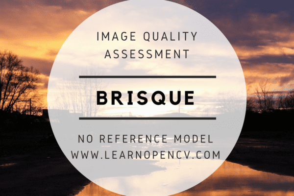 brisque iqa feature