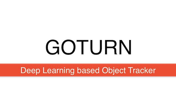 GOTURN : Deep Learning based Object Tracker