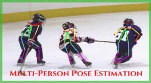 Multi Person Pose Estimation-OpenPose OpenCV