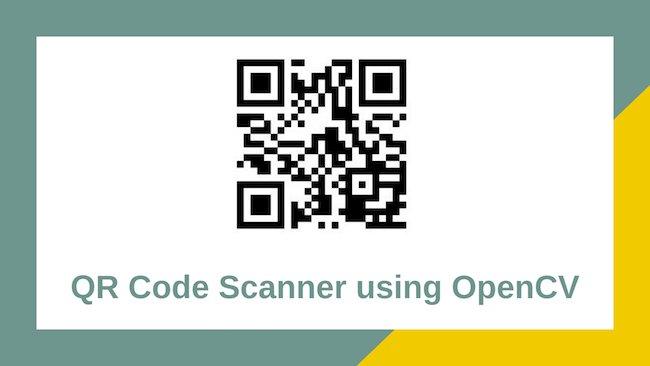 QR Code scanner image