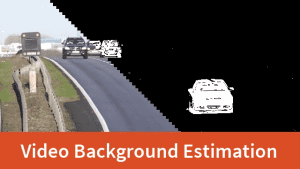 Video Background Estimation