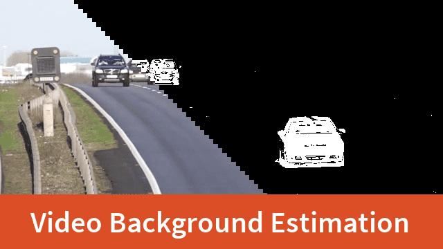 Video Background Estimation