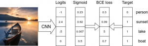 model scheme sigmoid classifier binarycrossentropyloss