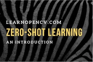 Zero shot learning
