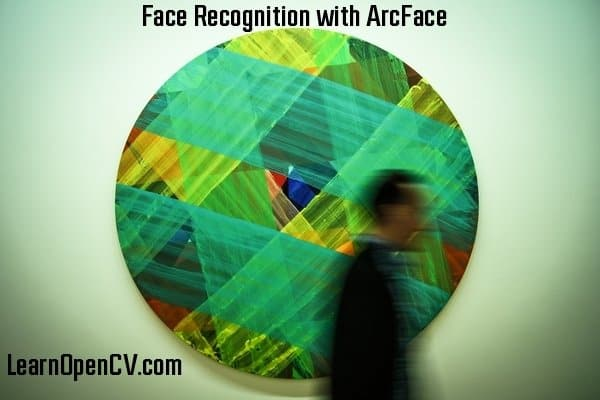 Face Recognition with ArcFace
