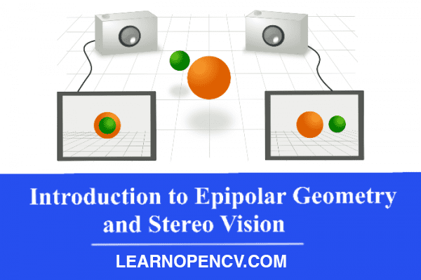 Introduction to Epipolar Geometry and Stereo Vision
