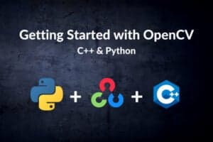 getting started with opencv feature
